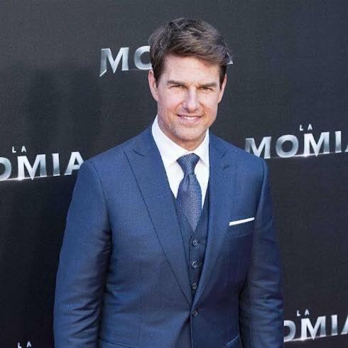 "Tom Cruise Won't ""Run On-Screen"" With Anyone"