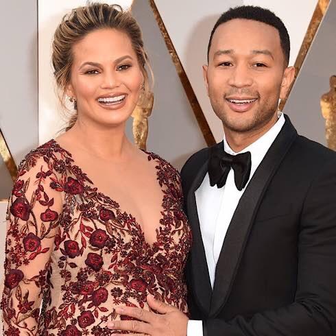 Chrissy Teigen Announces She's Pregnant In Husband John Legend's New Music Video