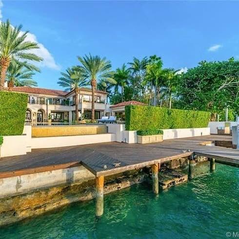 Jennifer Lopez And Alex Rodriguez Have Splashed Out £30 Million On A Lavish Miami Estate