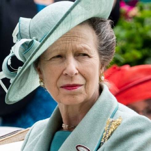 Princess Anne Has Been Given A Military Promotion To Be Mark Her 70th Birthday