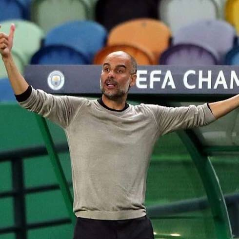 Guardiola's Tinkering Ends In Familiar Champions League Exit For Man City