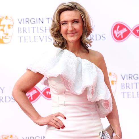 "Victoria Derbyshire Has Said She Faced Some ""Really Difficult Times"" During Childhood"