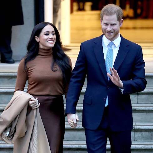 The Duke And Duchess Of Sussex Have Been Warned To Be Wary Of Mudslides Hitting Their New Home