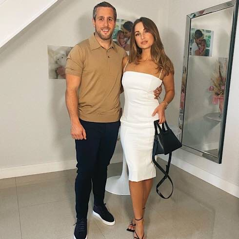 Paul Knightley Opens Up About Proposing To Sam Faiers
