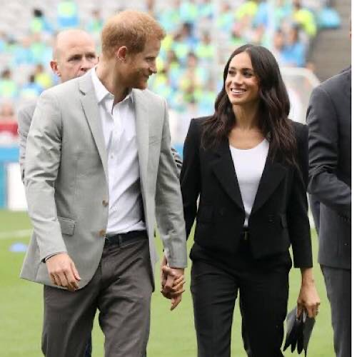 The Duke And Duchess Of Sussex Are Converting The Guest House At Their New Mansion For Her Mother Doria Ragland