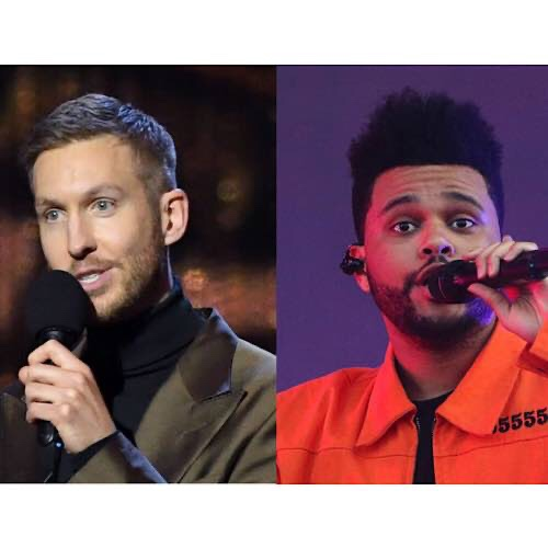 Calvin Harris And The Weeknd Confirm New Collaboration