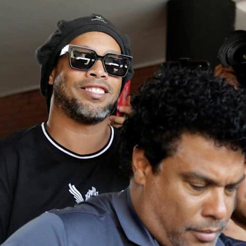 Ronaldinho Has Been Released From House Arrest In Paraguay
