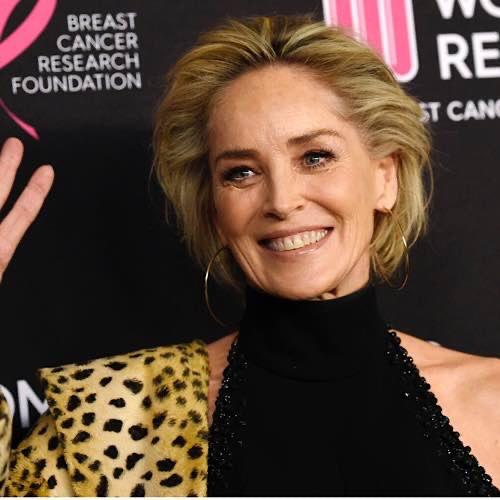 Sharon Stone's Sister Kelly Stone Singer Has Tested Negative For The Coronavirus