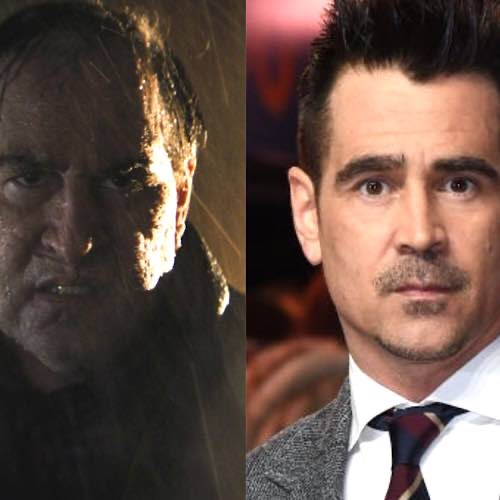Colin Farrell Was So Unrecognisable As The Penguin His Batman Co-Stars Didn't Know He'd Arrived On Set