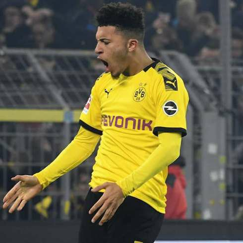 Manchester United Jadon Sancho £120m transfer deal complete by end of week