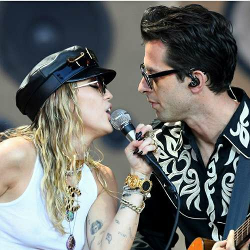 Miley Cyrus x Mark Ronson - High (download)