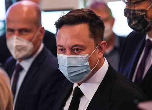 Elon Musk Loses $16.3 Billion In A Single Day