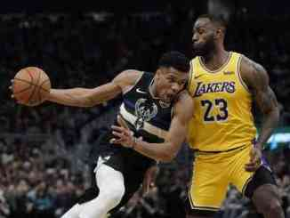 Giannis & Lebron James Selected For 2019-2020 All-NBA First Team