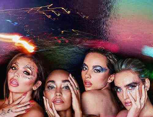 Little Mix - 'Confetti' Album (download)