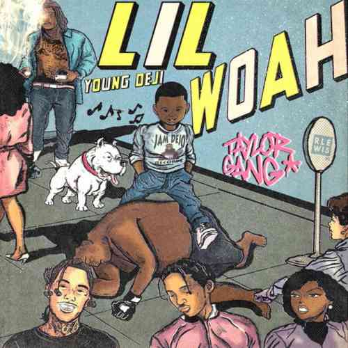 Young Deji -  Lil Woah Album (download)