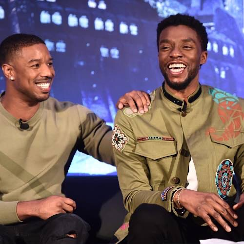Michael B. Jordan Breaks Silence On The Passing Of Good Friend Chadwick Boseman