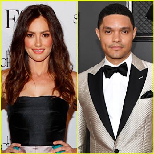 Minka Kelly Is Reportedly Dating 'The Daily Show' Host Trevor Noah
