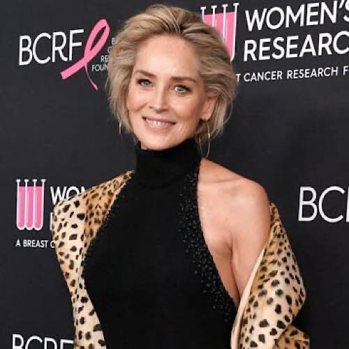 "Sharon Stone Was ""Just A Mess"" During The Coronavirus Pandemic"