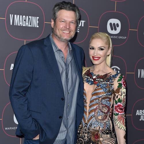 Gwen Stefani And Blake Shelton Have Moved Into Their New Family Home In Los Angeles