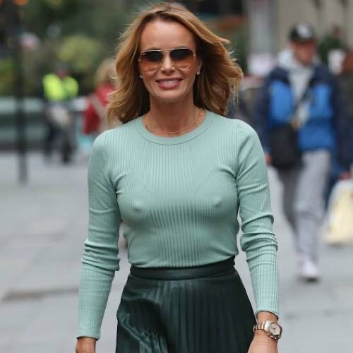 Amanda Holden Has Been Made Head Judge On 'Britain's Got Talent' In Place Of Simon Cowell