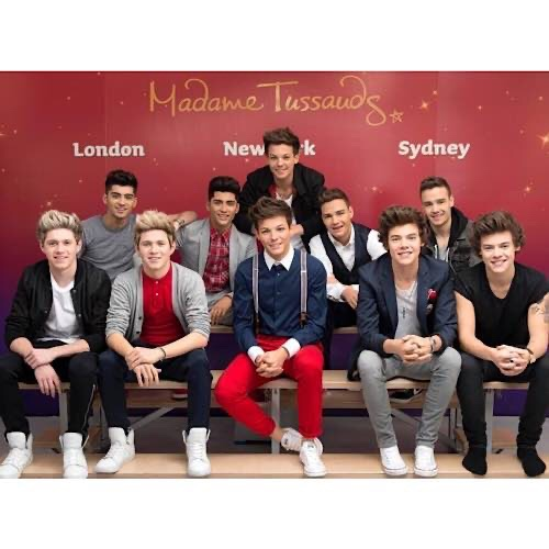 One Direction's Madame Tussaud's Waxworks Have Been Scrapped