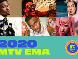 MTV EMA 2020 nominees Full List
