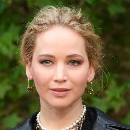 Jennifer Lawrence Has Joined The Celebrities Endorsing Democratic U.S. Presidential Candidate Joe Biden