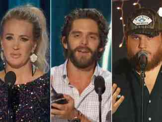 2020 CMA Awards Winners Complete List