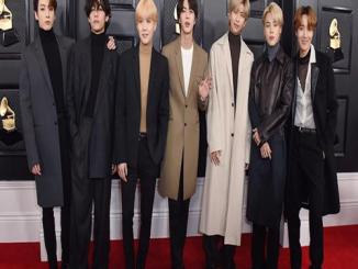BTS Becomes The First K-Pop Act To Receive A Grammy Nomination