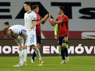 Ferran Torres Hat Trick As Spain Thrashed Germany 6-0