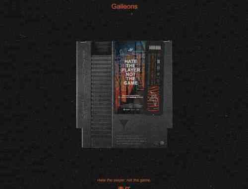 Galleons – Hate the Player, Not the Game (download)