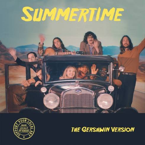 Lana Del Rey – Summertime The Gershwin Version (download)