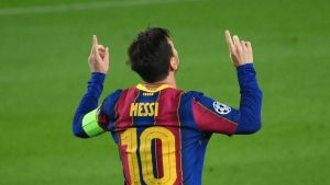 Manchester City Opens Talks With Lionel Messi In January