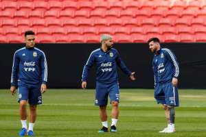 Messi Uncertain For Argentina's World Cup Qualifier