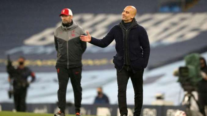 Pep Guardiola Believed A Draw To Be A Fair Result