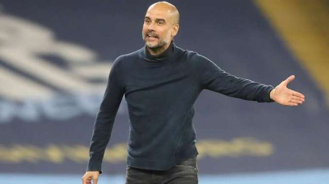 Pep Guardiola Tells Manchester City To Dominate Champions League Group