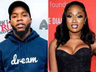 Tory Lanez pleads not guilty in Megan Thee Stallion shooting