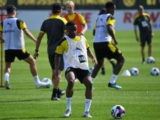 Wunderkind Moukoko On The Verge Of Making Bundesliga History