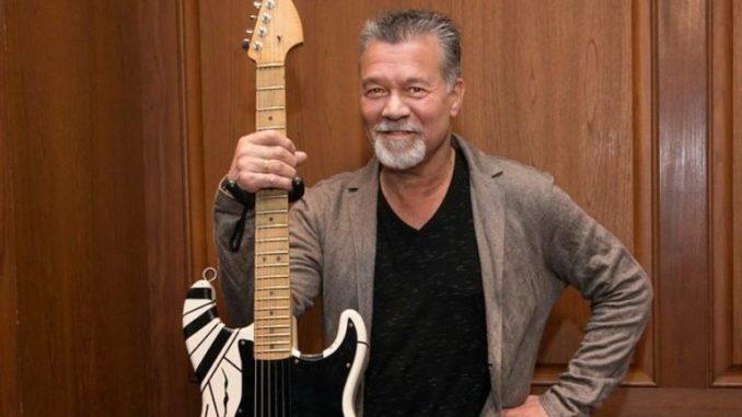 Eddie Van Halen's Death Confirmed