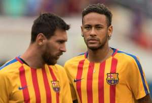 Neymar Eager To Reunite With Messi