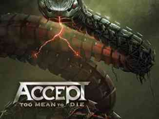 Accept – Too Mean to Die Album (download)