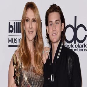 Celine Dion Proudly Promoted Her Son Rene-Charles' New Music On Instagram