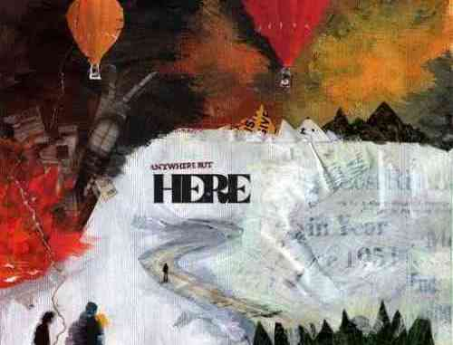 Nyck Caution – Anywhere But Here Album (download)