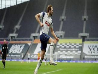 Harry Kane Marks His Return With A Goal As Tottenham Beat WBA 2-0
