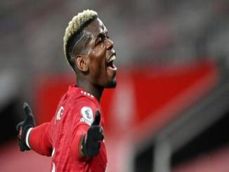 Paul Pogba Went Off Injured Against Everton