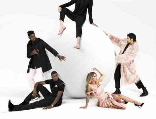 Pentatonix – The Lucky Ones Abum (download)