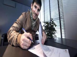 Very Few People Knew About Messi's Contract