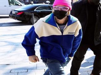 Justin Bieber Seen Enjoying Paris As He Celebrated His 27th Birthday