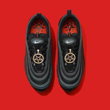 Lil nas x devil shoes