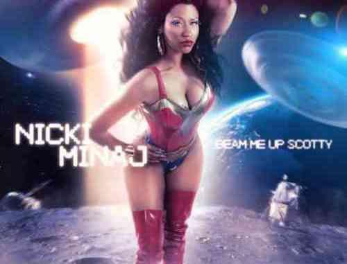 Nicki Minaj – Beam Me Up Scotty Album (download)